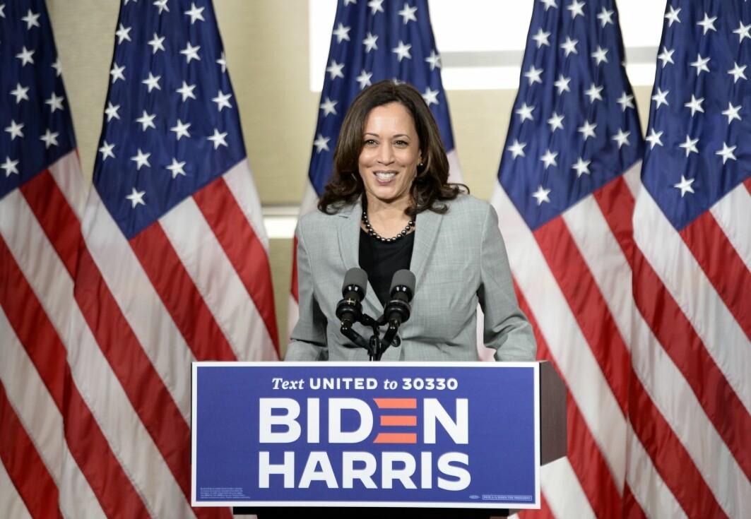 Om Joe Biden blir president, blir Kamela Harris visepresident. Men som kvinnelig politiker får hun andre forventninger rettet mot seg enn ham, viser forskning.