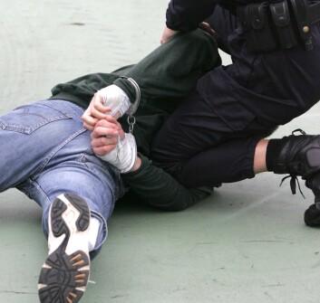Varsler politiansatte om kolleger som begår overtramp i tjenesten? Ja, viser studie fra Norge. (Illustrasjonsfoto: Colourbox)