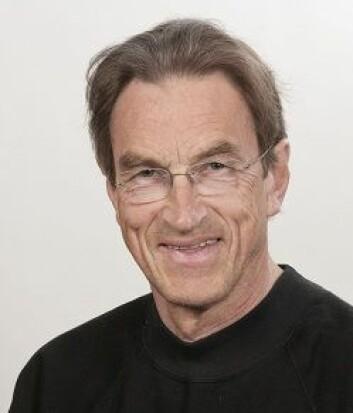 Knut Holtedahl, professor i allmennmedisin. (Foto: Bjørn-Kåre Iversen, Universitetet i Tromsø)