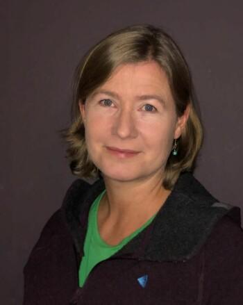 Historiker ved UiT Norges arktiske universitet, Christine Smith-Simonsen.