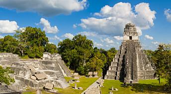 Mayaene var tidlig ute med rensing av vann, ifølge nye funn