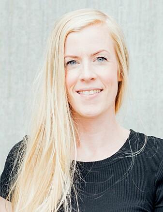 Terese Johannessen, sykepleier og stipendiat ved SHARE – Senter for kvalitet og sikkerhet i helsetjenesten ved UiS.