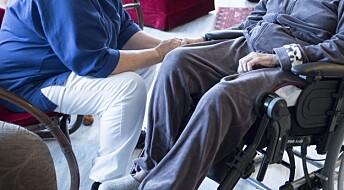 Tre steg til bedre kvalitet i sykehjem og hjemmetjenesten