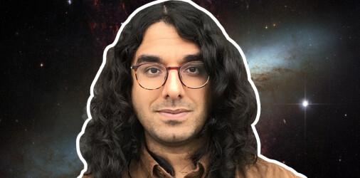 Filosofen Feroz tenker på hvordan vi bestemmer om noe er riktig eller galt