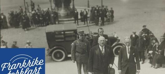 Hva kjennetegner fransk og norsk diplomati?
