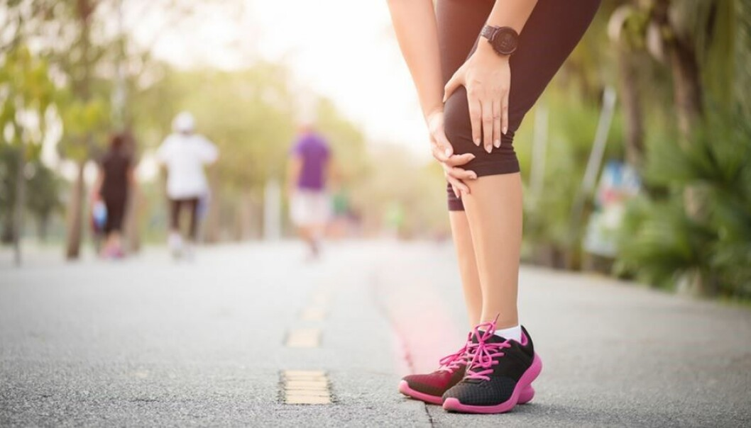 – Idrettsskader kan heldigvis forebygges, med riktig trening, sier idrettslege Christine Holm Moseid.