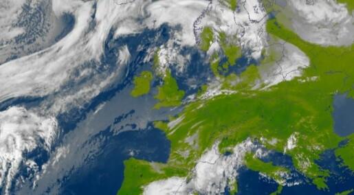 Nye satellitter skal gi bedre værvarsel