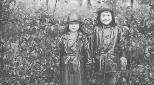 Slik var barnehagene i gamle dager