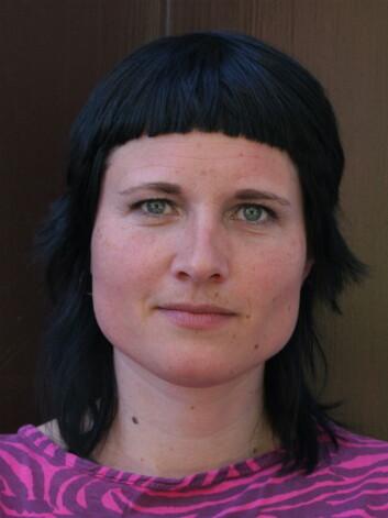 Mariann Stærkebye Leirvik. (Foto: Politihøgskolen)