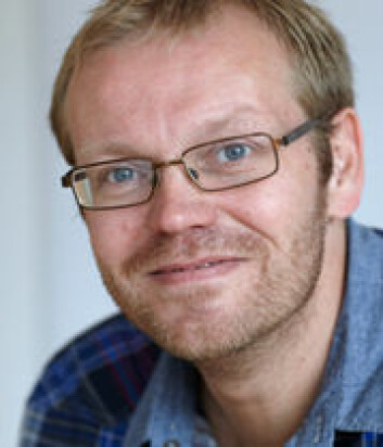 Andreas Ytterstad har forsket på norsk klimapolitikk i mediene. (Foto: Annica Thomsson)