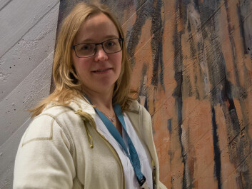 Linn Hofsøy Steffensen. (Foto: Renate Alsén Øvergård)