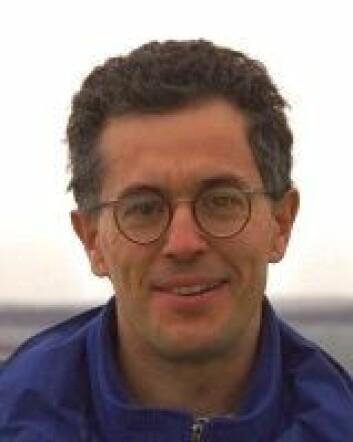 Vladimir Cvetkovic (Foto: Kungliga Tekniska Högskolan)