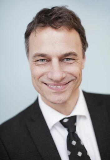 Erik Ø. Reiersøl-Johnsen (Foto: SJT)