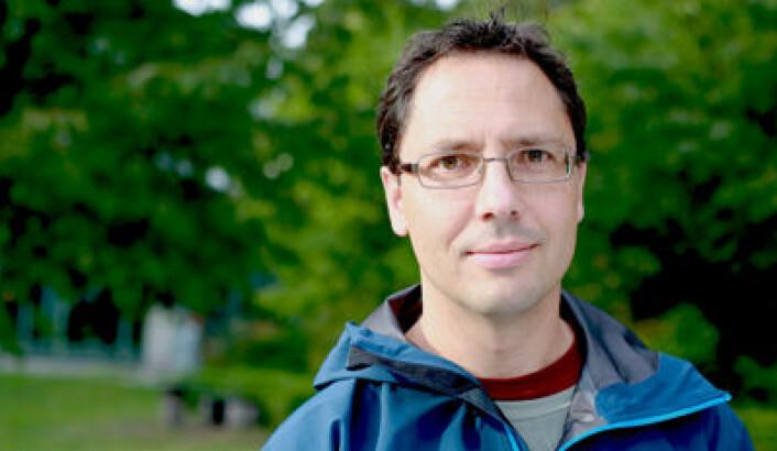 Urs Berger er forsker ved Institutionen för tillämpad miljövetenskap ved Stockholms universitet. (Foto: Stella Papadopoulou)