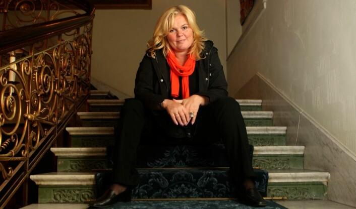 Inger Ellen Nicolaisen er gründer og eier av Nikita-Gruppen. Hun har endret frisørbransjen gjennom nyskaping. (Foto: Bjørn Sigurdsøn / SCANPIX)