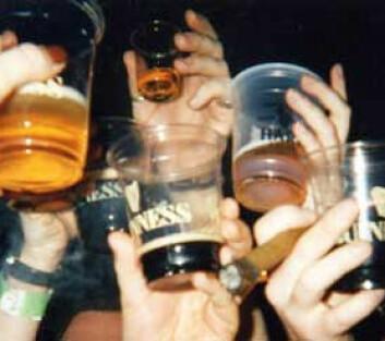 """""""Du føler deg mindre full enn du er når du drikker alkohol og energidrikk sammen."""""""