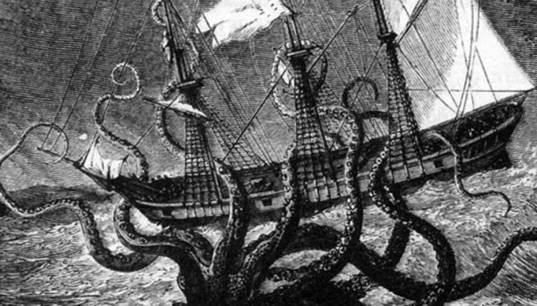 Den mytiske kraken