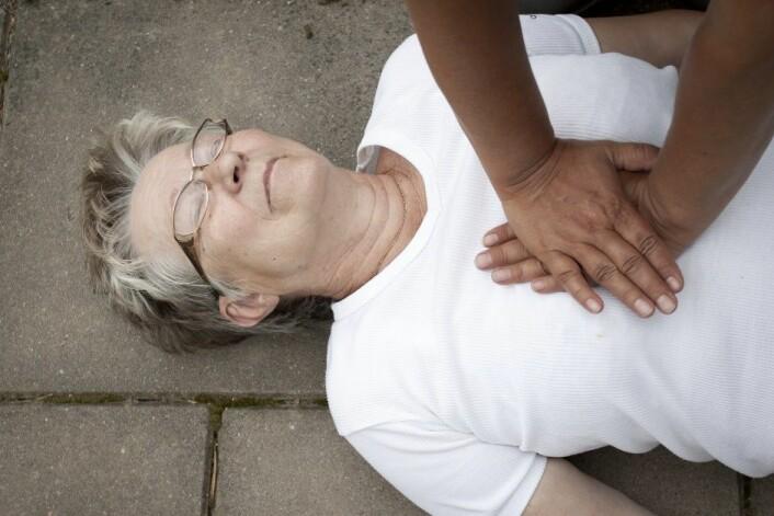 Lavere utdanning øker risikoen for hjerteinfarkt. Særlig for kvinner under 70 år. (Foto: Microstock, annems)