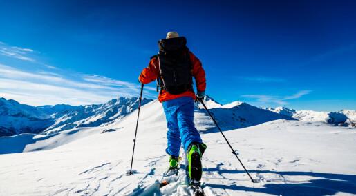Færre nordmenn går på ski