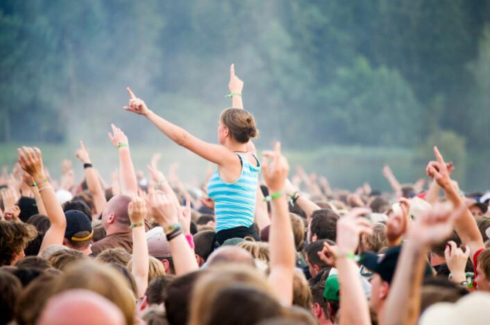 Tre av fire kommuner i Norge arrangerer en eller flere festivaler i løpet av året. (Foto: iStockphoto)