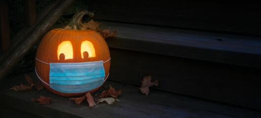 Er det farlig å feire halloween i koronatiden?