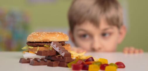Unge Youtube-stjerner reklamerer for usunn mat