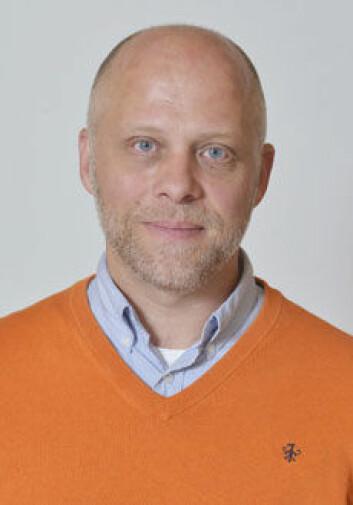 Magnus Öberg er forsker og leder departementet for forskning på fred og konflikt ved Uppsala Universitet. (Foto: Uppsala Universitet)