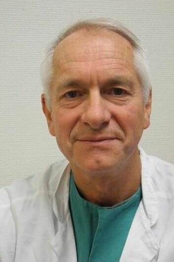 Torkjel Tveita, professor i klinisk medisin ved Universitetssykehuset i Nord-Norge. (Foto: Renate Alsén Øvergård, UiT)