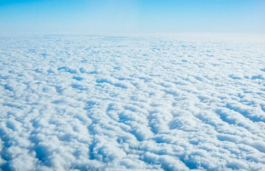 Mixed-phase clouds slow down global warming, but only up to a certain point