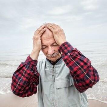 Oppleves hodepine likt i alle land? (Foto: Colourbox)