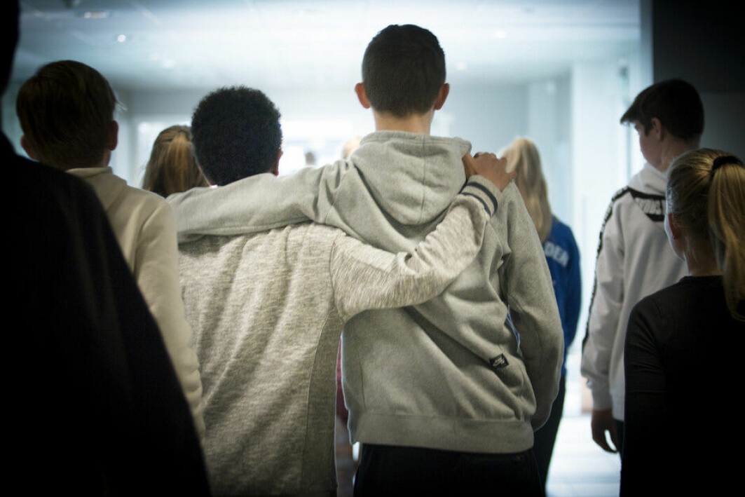 Skulen gir utdanning, men er også ein viktig arena for å få venner og verte ein del av fellesskapet i lokalsamfunnet.