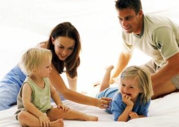 Når kjernefamilien, eller bildet av den, sprekker, kan det gi noen mennesker drapstanker. Det gjelder særlig for menn, viser både norske og britiske tall. (Illustrasjonsfoto: Colourbox)