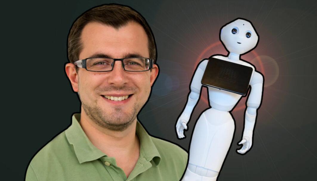 Kan roboter bli smartere enn oss? Det kommer an på hva de skal gjøre, sier Pierre.