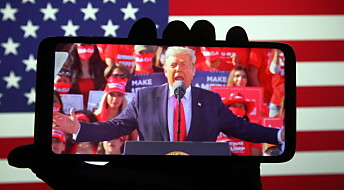 – Trump er tro mot bildet han har skapt av seg selv