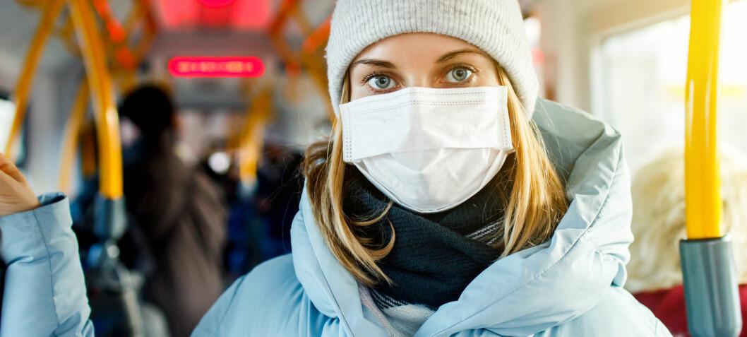 Koronaviruset spres mer i lave temperaturer