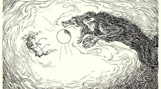 Forskningspodden: Da solen forsvant