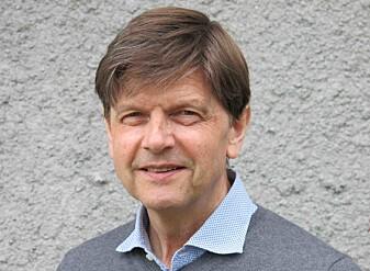 Lege og forsker ved NTNU Øyvind Ellingsen