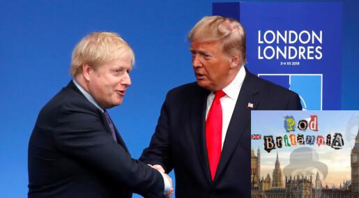 Hva gjør presidentvalget i USA med «det spesielle forholdet» til Storbritannia?