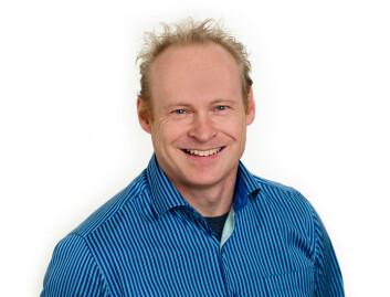 – Problemstillingene som reises, berører i hovedsak normer om forskningens samfunnsansvar, sier Øyvind Mikkelsen, komitéleder for NENT (Foto: Trond Isaksen)
