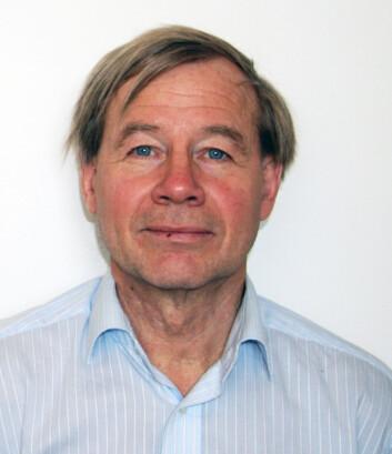 Lars Jacob Stovner. (Foto: Steinar Brandslet)