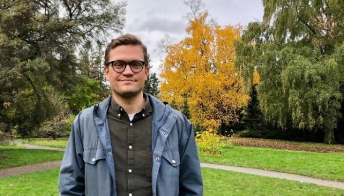 Kristian Holen Nymark har undersøkt korleis kampen om trykkefridomen tok form på starten av 1800-talet.