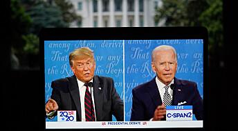 Kan vitenskap avgjøre valget i USA?
