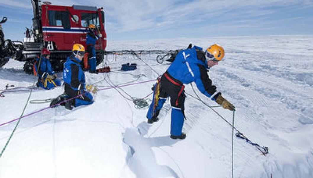 Norsk Polarinstitutt Elvar Ørn Kjartansson/Norsk Polarinstitutt