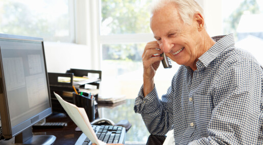 Er hjemmekontoret årsaken til at eldre vil pensjonere seg tidligere?