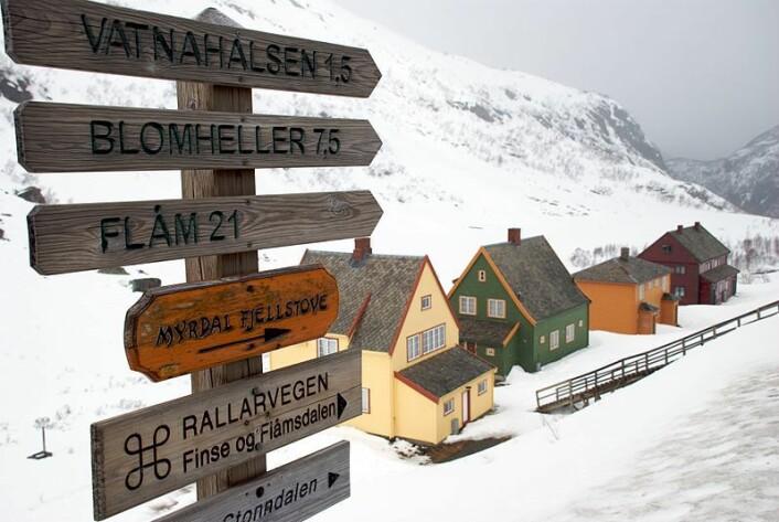 - Stedsnavnene er våre eldste kulturminner, og må bevares og forskes på, sier Tom Schmidt. (Foto: Wikimedia Commons)
