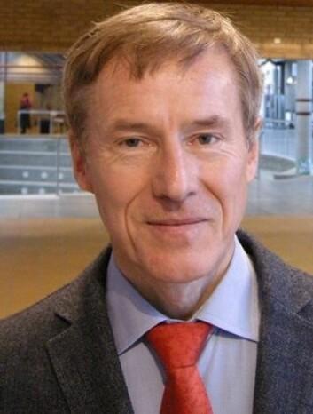 Sverre Rustad ønsker å være en spydspiss og døråpner for norske institusjoner i deres arbeid med Russland. (Foto: Runo Isaksen)