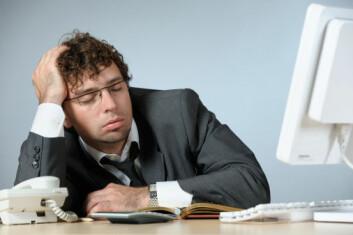 Fravær av dagslys og sol forstyrrer kroppens hormonproduksjon og gjør oss trøtte og nedstemte. (Illustrasjonsfoto: www.photos.com)
