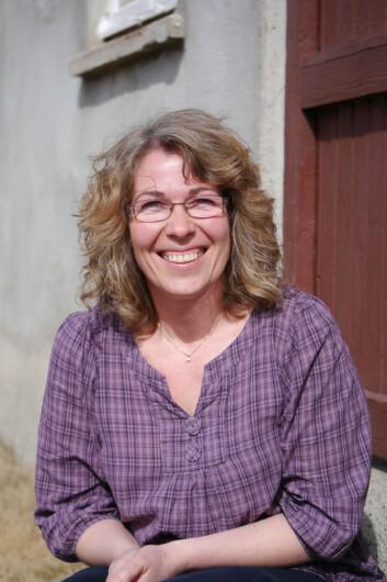 Hanne Sickel. (Foto: Marianne Mork)