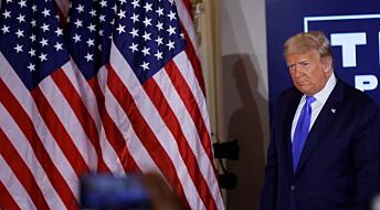 Trump hevder å ha vunnet valget – selv om mange stemmer gjenstår å telle