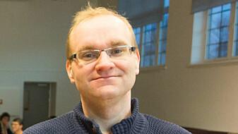 Dag Einar Thorsen som er USA-forsker ved Universitetet i Sørøst-Norge.